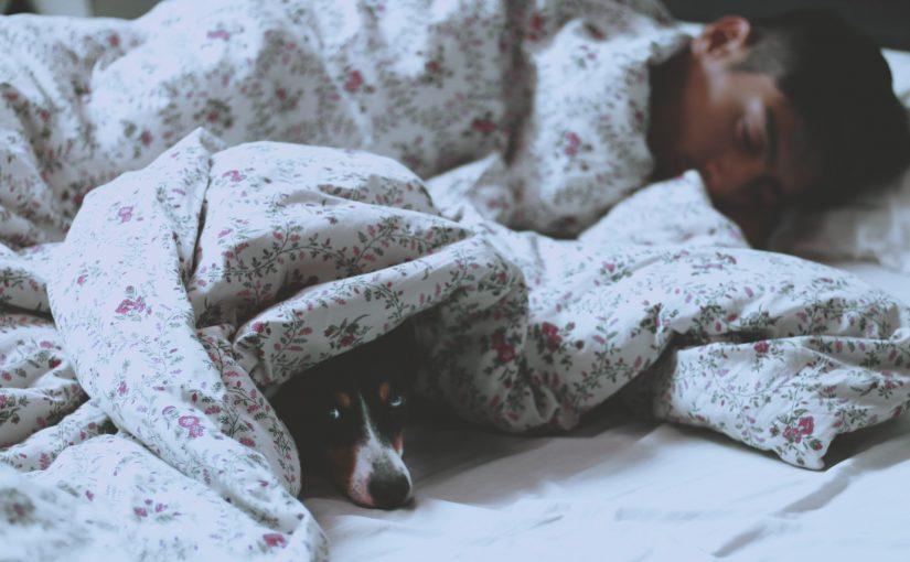 Slik kan du sikre god søvn